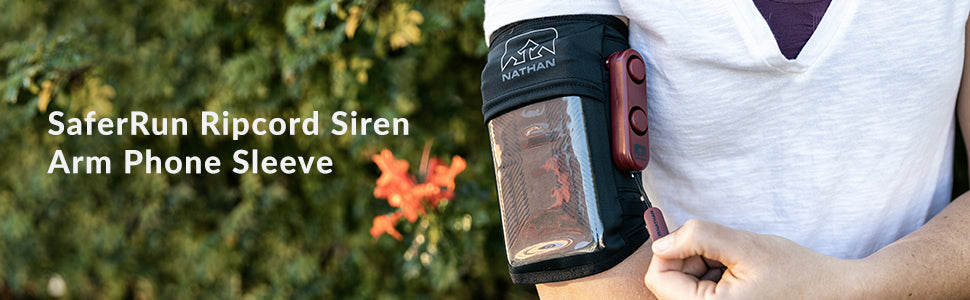 SaferRun Arm Sleeve Hero