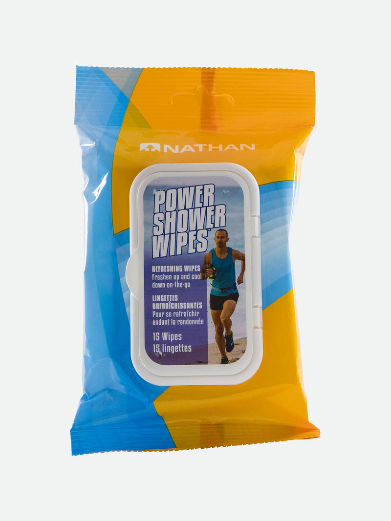 Power Shower Cleansing Wipes