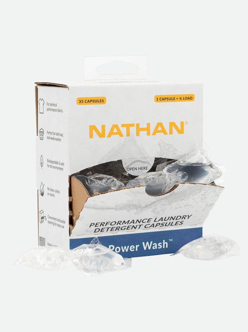 Power Wash™ Performance Detergent Capsules