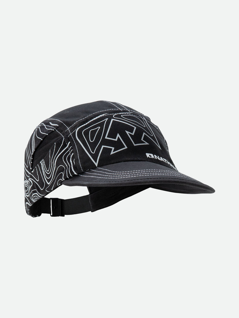 Reflective Quick Stash Run Hat