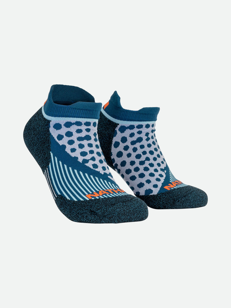 Atlantic Deep Low-Cut Running Socks