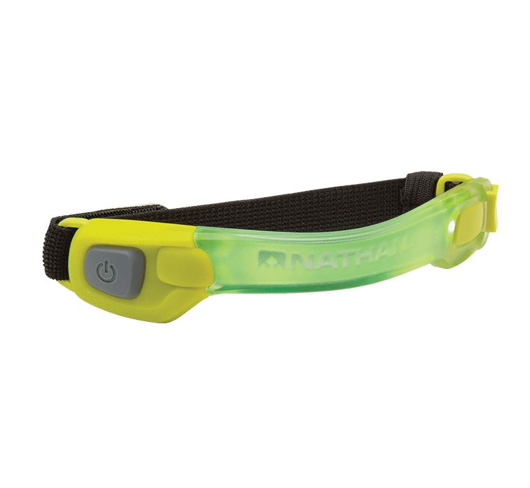 LightBender LED Armband Safety Nathan Sulfur Spring