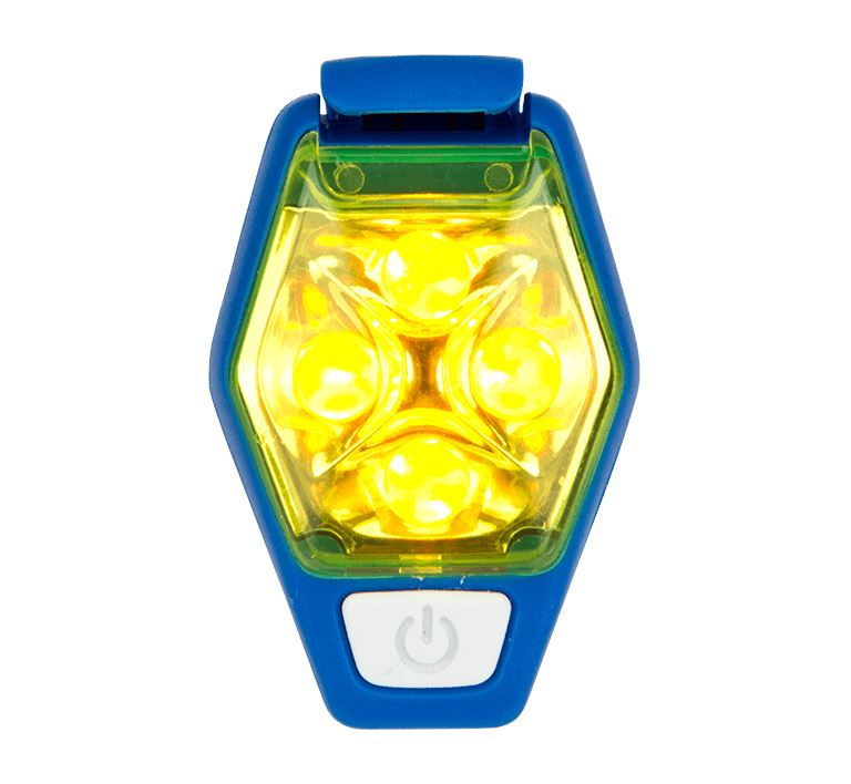 HyperBrite Strobe LED Light Safety Nathan Nathan Blue