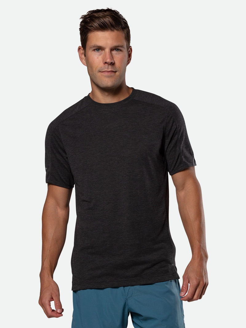 Men's Rise Short Sleeve Shirt