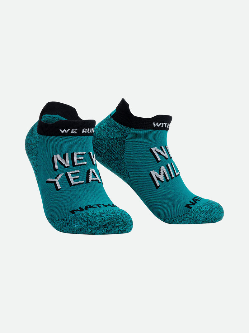 New Year, New You! Low-Cut Running Socks