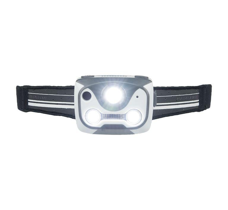 Halo Fire Runners' Headlamp Safety Nathan White/Black