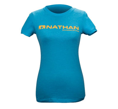 Nathan Vintage Women's T-Shirt Gear Nathan Vintage Turquoise S