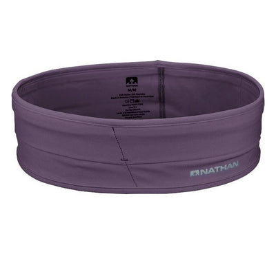 The Hipster Waist Belt with Pockets Gear Nathan Montana Grape XS