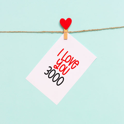 I Love You 3000 - Splendid Greetings - Funny Greeting Cards