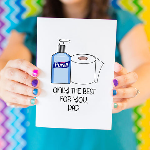 Only The Best - Splendid Greetings - Funny Greeting Cards