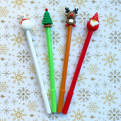 Cute Holiday Pen
