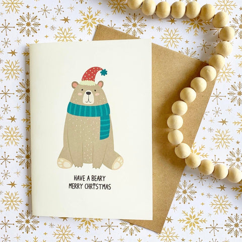 Have a Beary Merry Christmas - Splendid Greetings - Funny Greeting Cards