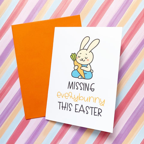 Missing Everybunny - Splendid Greetings
