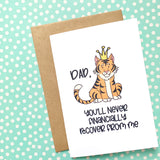 Dad - Splendid Greetings - Funny Greeting Cards