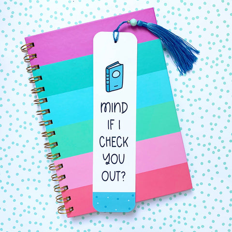 Mind if I Check You Out? - Splendid Greetings - Funny Greeting Cards