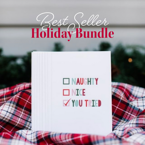 Best Seller Holiday Bundle