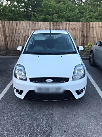 Ford Fiesta MK6 ST / S Fog Light Armour