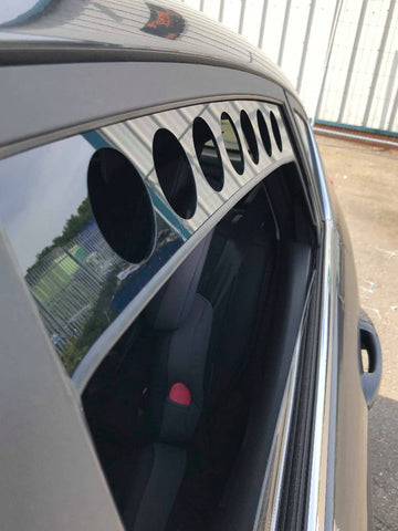 Image of Ford Fiesta MK7 Window Track Vents