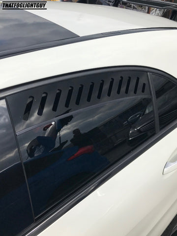 Image of Mercedes A Class Rear Window Vents (2013 – 2018)