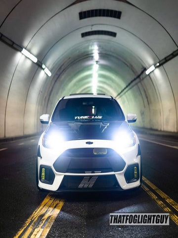 Ford Focus RS MK3 Fog Light Armour