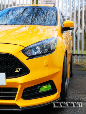 Focus ST MK3.5 Fog Light Armour