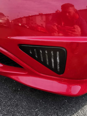 Honda Civic Fog Light Armour (2006 to 2011 Hatchback)