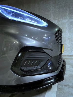 Fiesta MK8 ST/ST Line Race Style Fog Light Armour