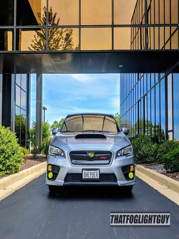 Image of Subaru WRX, STi Fog Light Armour (2015+)