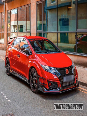 Honda Civic Type R FK2 Fog Light Armour