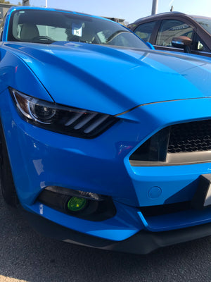Ford Mustang Fog Light Armour (2015+)