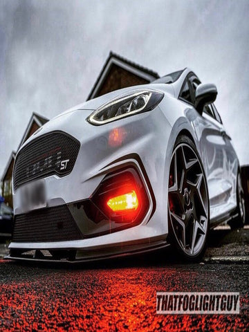 Fiesta MK8 ST / ST Line Fog Light Armour