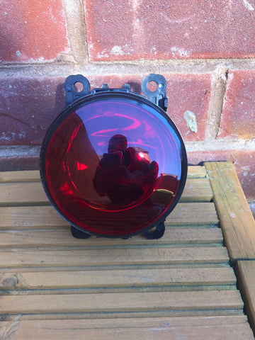 Image of Seat Leon MK2 FR  (2005 - 2012) Fog Light Armour