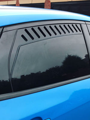 Ford Focus Mk3 Rear Window Vents