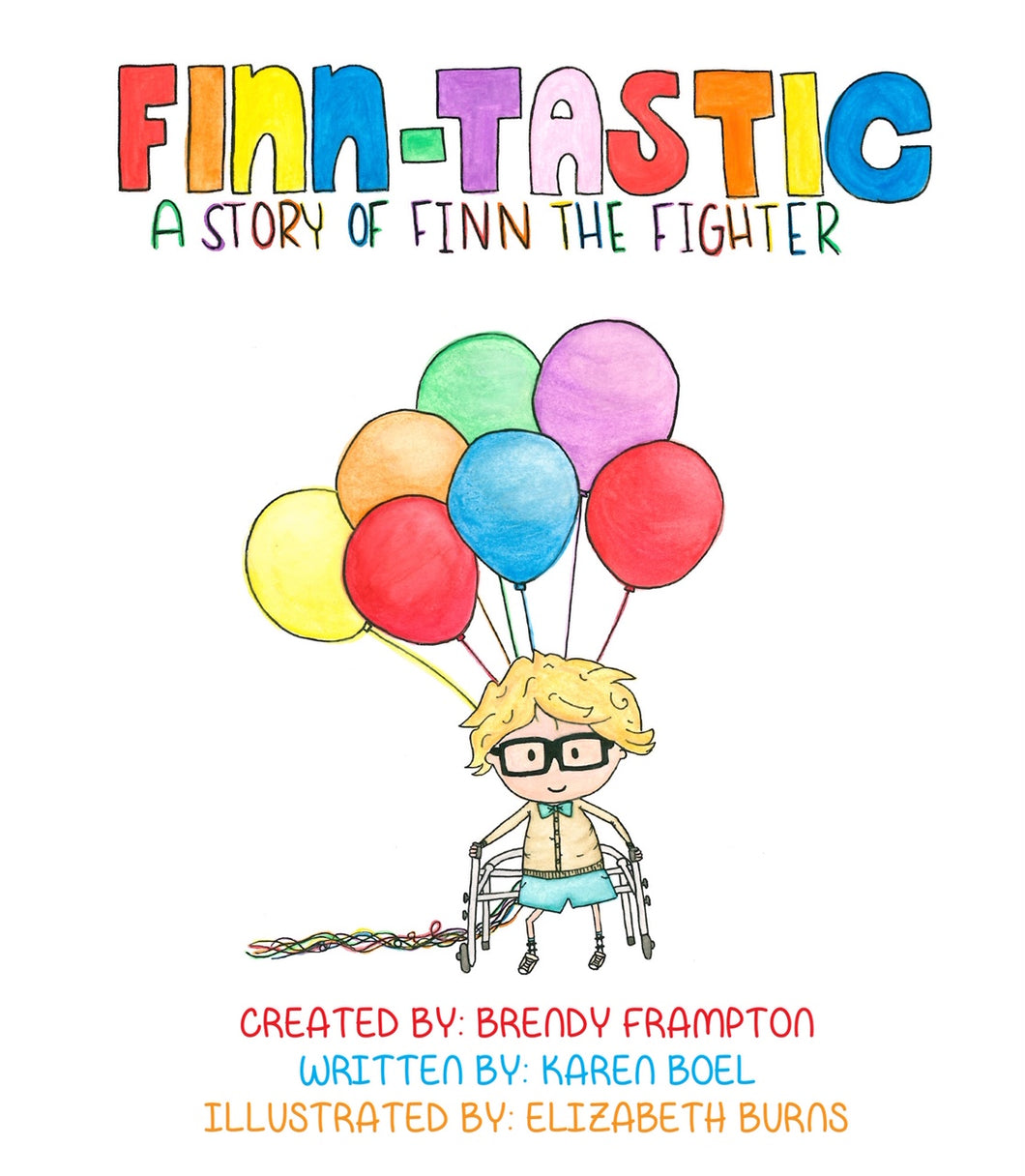 Finn-tastic, A Story of Finn the Fighter
