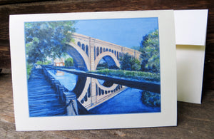 Manayunk Bridge Cards