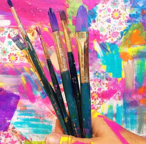 Fri Aug 23 Creative Expressive Workshop