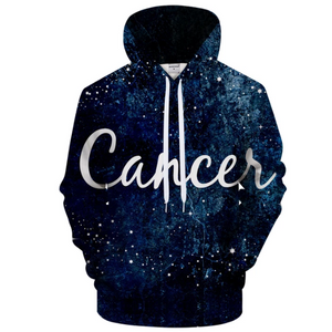Cancer - June 22 to July 22 3D Sweatshirt Hoodie Pullover - Heart Entrepreneurs