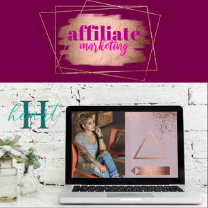 Affiliate Marketing Course
