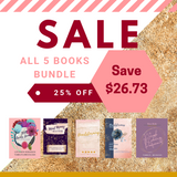 SALE Bundle of 5 Books! OFFER Expires December 15, 2018