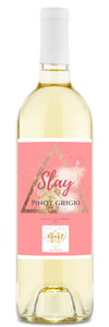 Slay Pinot Grigio by Heart Entrepreneurs Wine VIP Club - Heart Entrepreneurs