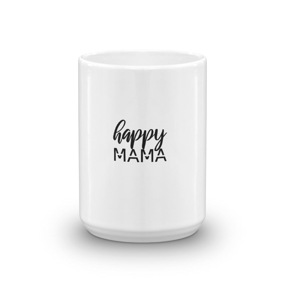 Happy Mama. Heart's Mug - Heart Entrepreneurs