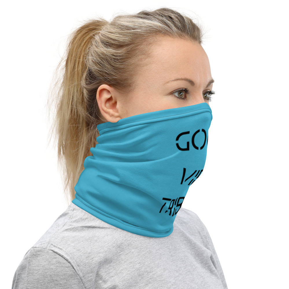 Heart Entrepreneurs Neck Gaiter Good Vibe Tribe