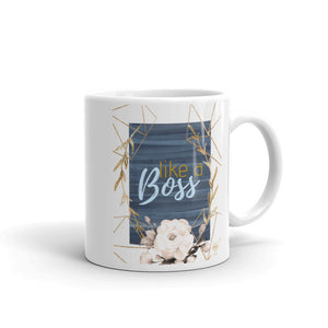 Heartstormer Like A Boss Mug - Heart Entrepreneurs