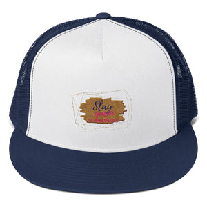 Slay Queen of Errrthang Heart Trucker Cap MANY COLORS! - Heart Entrepreneurs