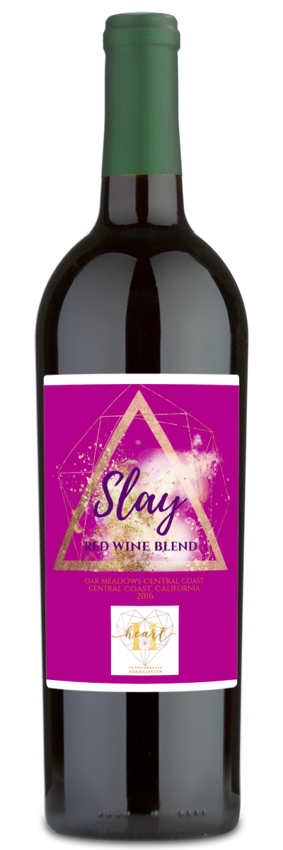 Slay Red Wine Blend by Heart Entrepreneurs Wine VIP Club - Heart Entrepreneurs