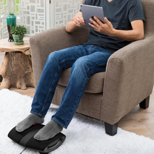 Shiatsu Elite Foot Massager with Heat