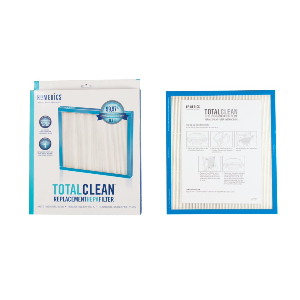 Replacement True HEPA Filter (for medium air purifiers)