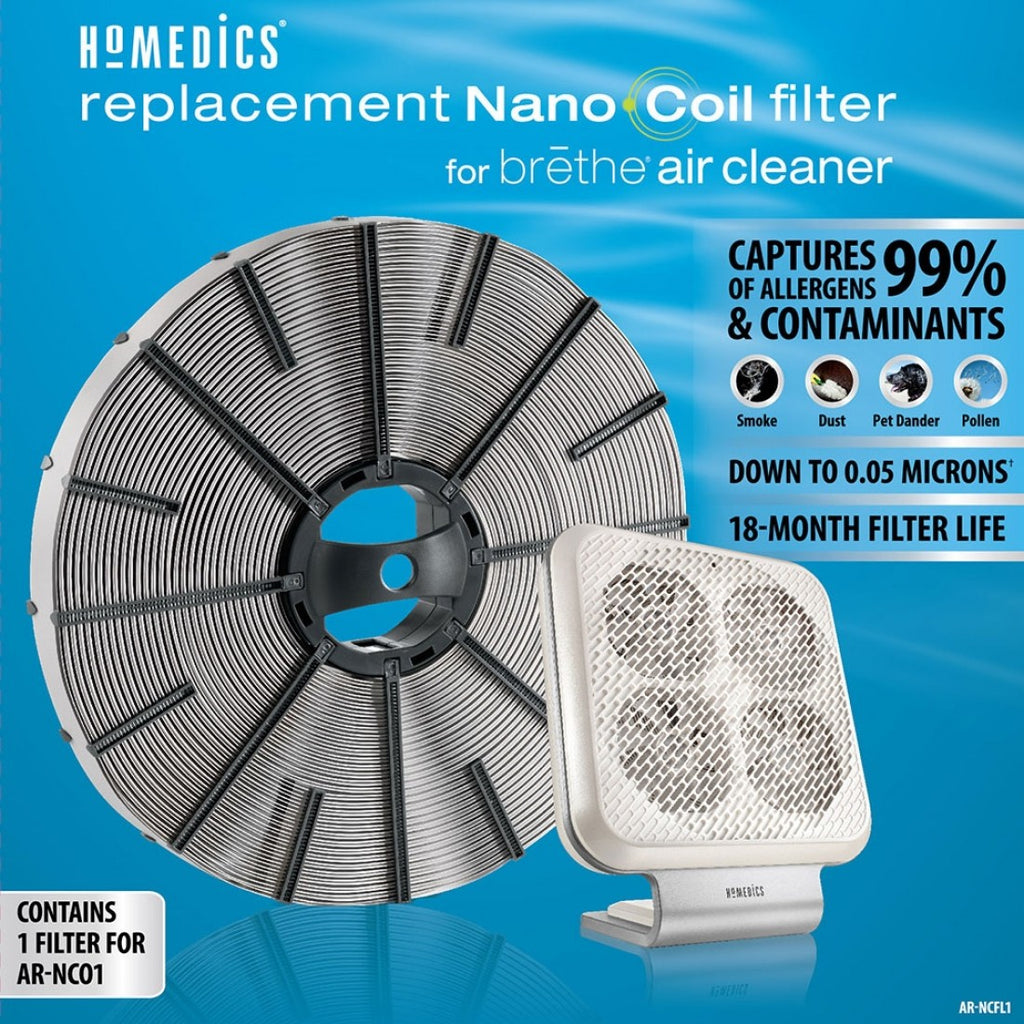 Replacement Nano Coil Filter