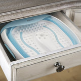 Foldaway Luxury Footspa with Heat
