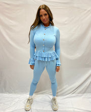 Load image into Gallery viewer, Lilly Loungewear Blue